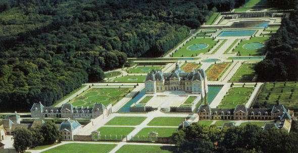 Paleis Van Versailles Tuin